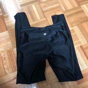 Forever 21 High waist black leggings size M